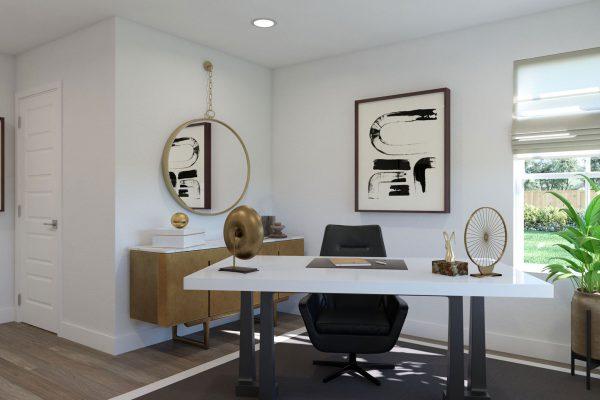 Plan A: Den/Office