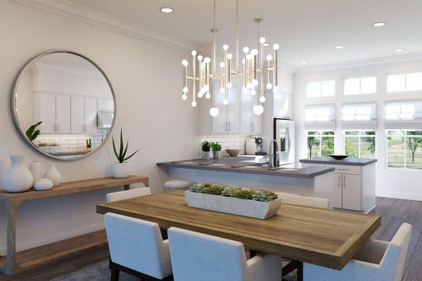 Plan B: Dining/Kitchen