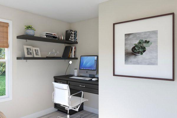 Plan E: Den/Office