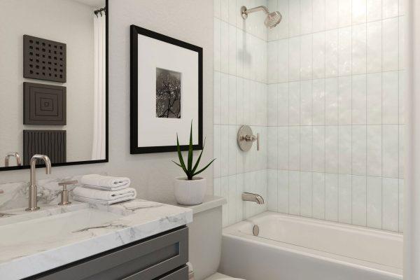 Plan F: Bath 3