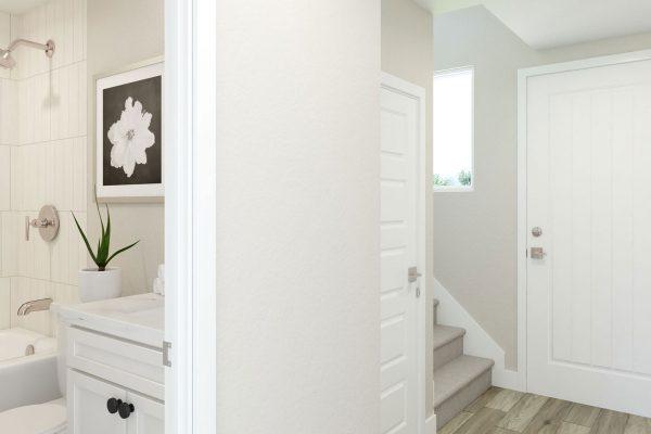 Plan G: Entry Bath