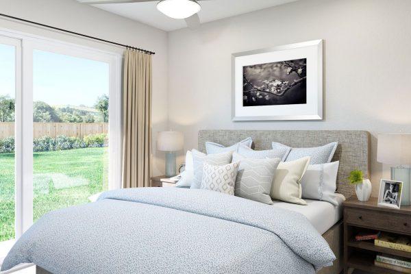 Plan G: Bedroom 3