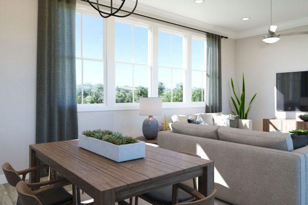 Plan G: Dining/Great Room