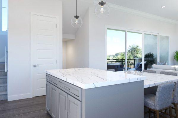 Plan H: Kitchen/Great Room