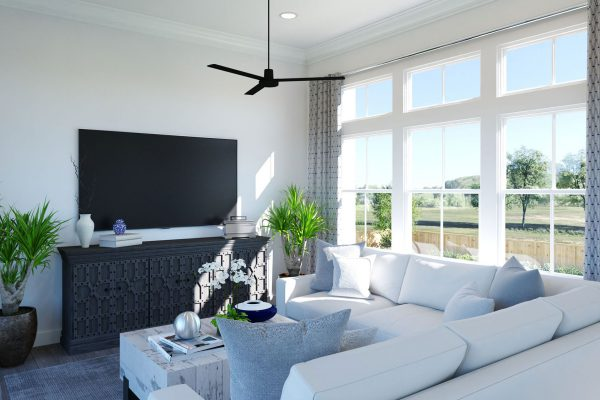 Plan H: Great Room