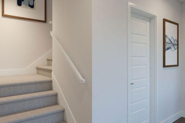 Plan H: Stairwell