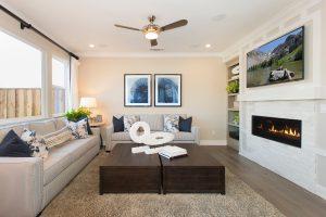 Plan 2 Living Room