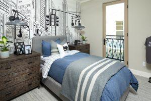 Plan 2: Bedroom 3