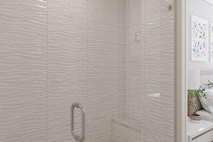 Plan 3 & 3X: Primary Bath