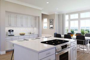 Plan 4: Kitchen/Dining