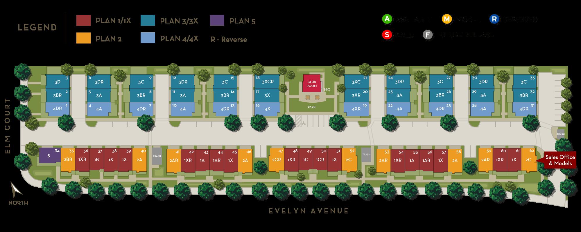 Prism Site Plan