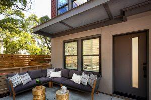 Plan 3: Entry Porch