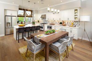 Plan 1X: Kitchen/Dining