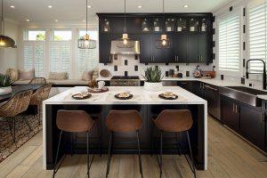 Plan 3: Kitchen