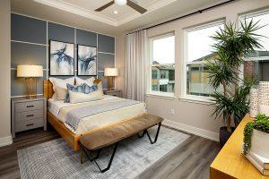 Plan 2C: Master Bedroom