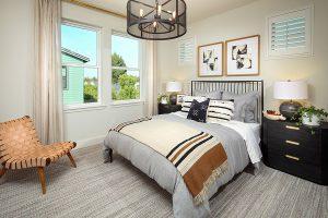 Plan 3: Master Bedroom