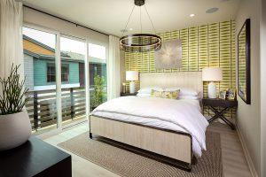 Plan 4: Master Bedroom