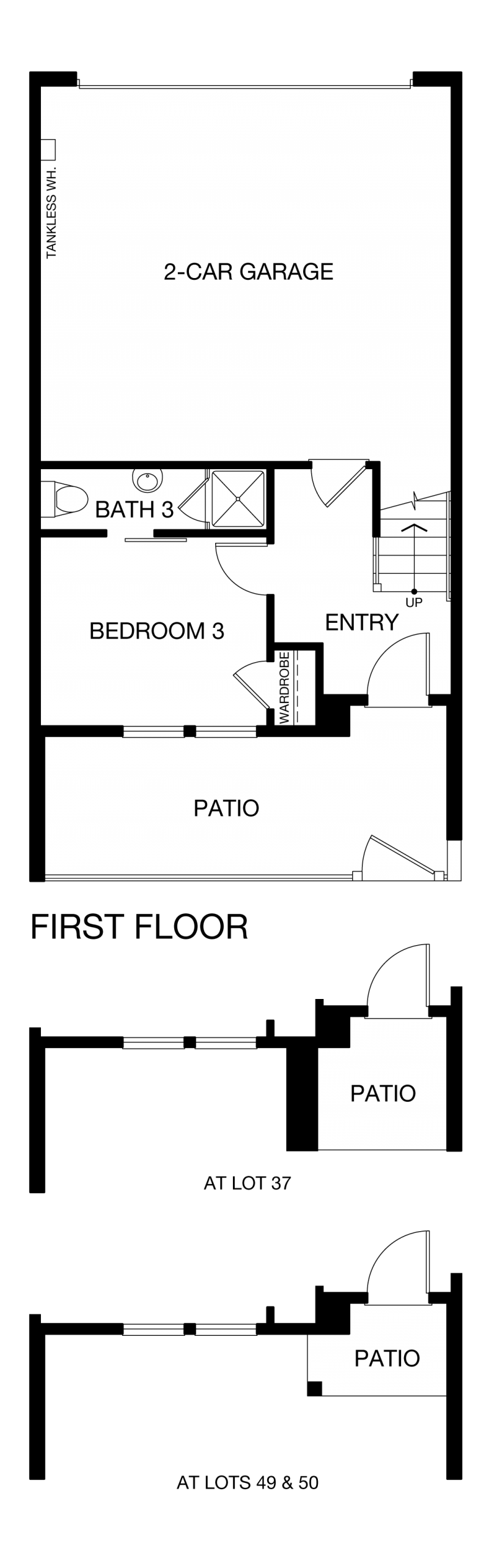 Prism Plan 1 - First Floor
