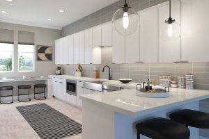 Plan A: Kitchen