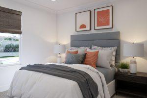 Plan D: Bedroom 2