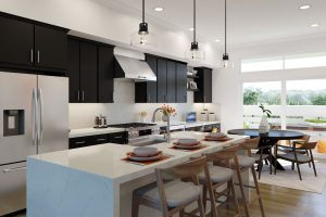 Plan D: Kitchen/Dining
