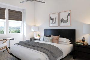 Plan D: Primary Bedroom