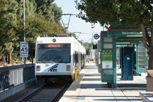 Caltrain Sunnyvale Station
